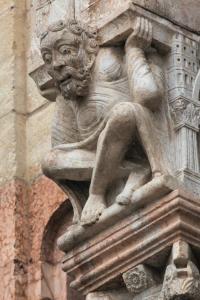 Pipino, figlio di Carlo Magno, mise i soldi, Ratoldo invece l'idea: così nacque S. Zeno