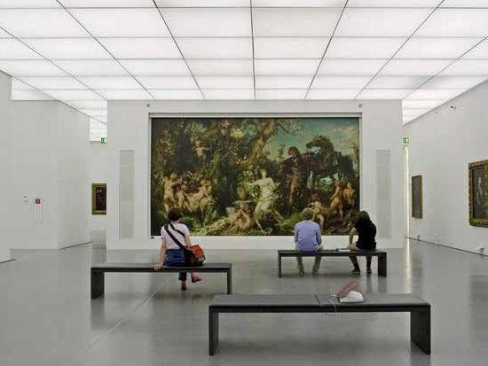 L'arte e il piacere che essa sa dare: un patrimonio universale dell'uomo
