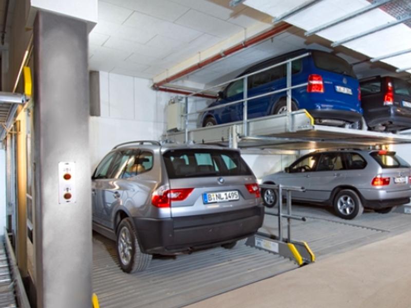 Sessanta posti auto ad alta tecnologia