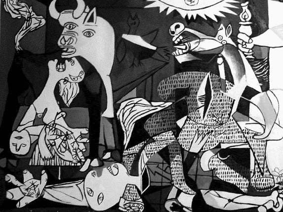 La tesi rivoluzionaria su Guernica: un quadro di soggetto autobiografico